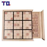 TQ 브랜드 아홉 스도쿠 번호 게임 퍼즐 아이 성인 수학 장난감