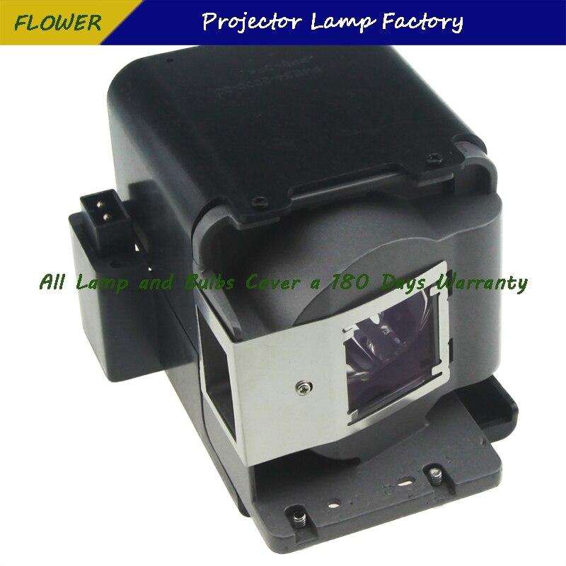5J. J3S05.001 Substituição Da Lâmpada Do Projetor com alojamento para BENQ MS510/MW512/MX511