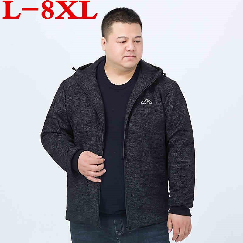2018 Plus size 8XL 9XL 7XL 6XL new style Jacket Coat Men Wear Autumn Jackets Clothing Dress High quality Spring Jacket men