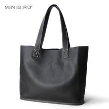 高品質の女性の高級本革ハンドバッグレディーシンプルなファッションカジュアルショッピングバッグ大容量牛革ショルダーバッグ