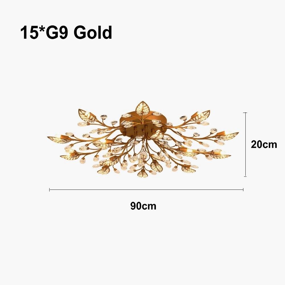 15 light gold