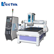 High version AccTek 1325 cnc woodworking engraving router