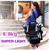 2016 Nova Top Fashion Ece Assento de Carro Do Bebê de Alta Qualidade Pu de Couro Ultra Leve Guarda-chuva Carrinho de Bebê Amortecedores Carro dobrável