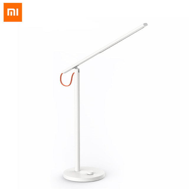 Original Xiaomi Mijia Mi Smart LED Desk Lamp Table Lamp Dimming Reading Light WiFi Enabled Work with Alexa Mi Home APP 100-240V