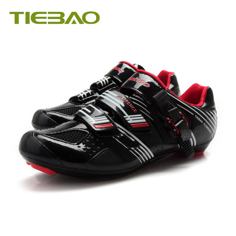Купить с кэшбэком Tiebao sapatilha ciclismo road bike shoes outdoor superstar 2019 racing cycling sneakers Athletic bicycle riding shoes