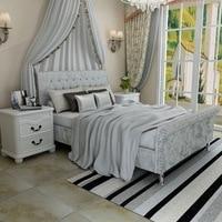 Crushed Velvet Bed Upholstered Chesterfield Sleigh Bed Frame Diamond Button Tufted 3FT, 4FT6, 5FT, 6FT HOT SALE