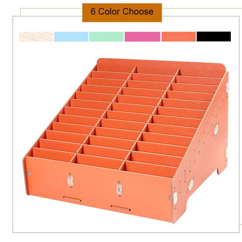 6 Color Choose 36 Grid Mobile Phone Repair Tool Box Wooden Storage Box Motherboard Accessories Storage Box Ferramentas multifunctional wooden storage box mobile phone repair tool box motherboard accessories storage box