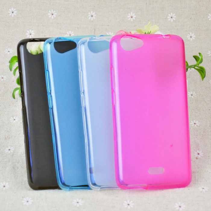 Free Shipping Smartphone Pudding Case For QMobile