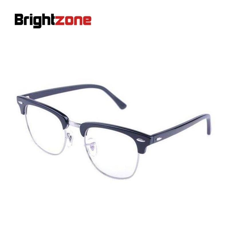 2017 New Retro & Vintage Acétate Femmes Hommes Lunettes Cadre Prescription Lunettes Optique Cadre Marque Oculos De Grau 51mm/49mm