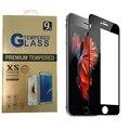 Protector de pantalla completa film protector de pantalla de cristal templado para iphone 6 6 s para iphone 6 6 splus 0.26mm vidrio de cobertura total