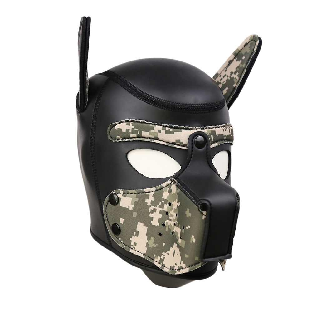 Regret, but puppy bondage mask have removed