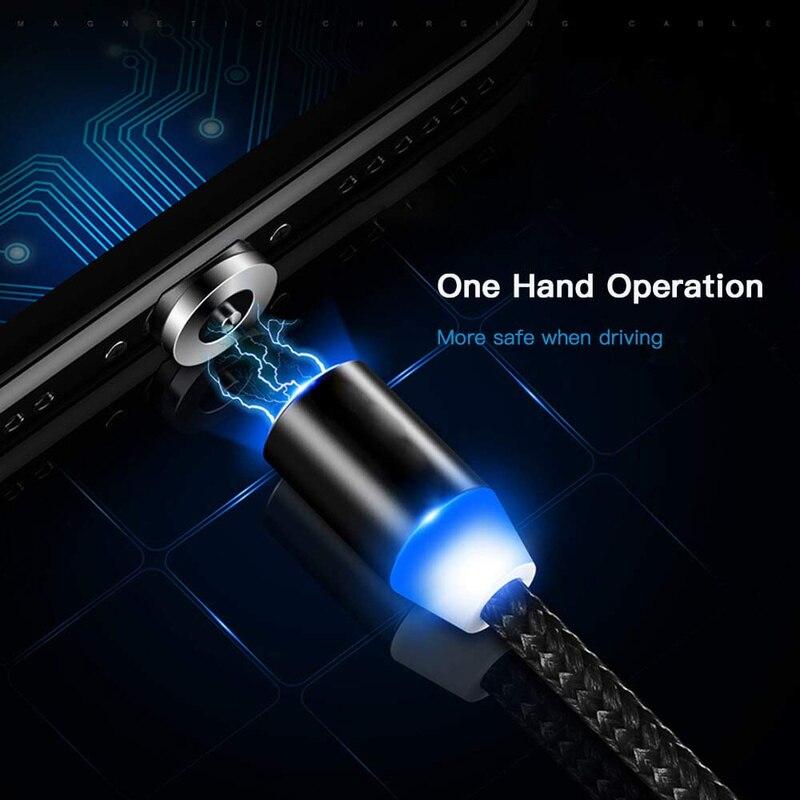 Ijverig Magnetische Kabel Micro Usb Type C Snel Opladen Adapter Telefoon Microusb Type-c Magneet Charger Usb C Voor Iphone Samsung Xiaomi