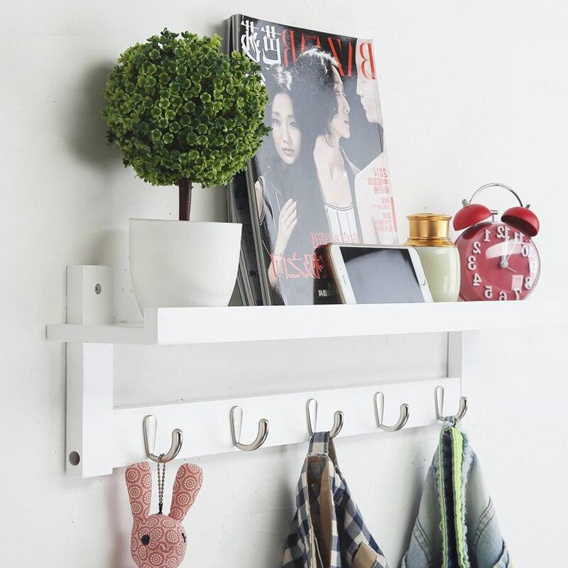 """""""Creative Hanging Hook"""" nekilnojamojo medinės sienos pakabinimo - Organizavimas ir saugojimas namuose - Nuotrauka 2"""