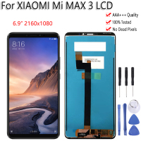 6.9 Original LCD For Xiaomi Mi MAX 3 Display Touch Screen Digiziter Assembly Replacement Free Tool For XIAOMI Mi MAX3 LCD