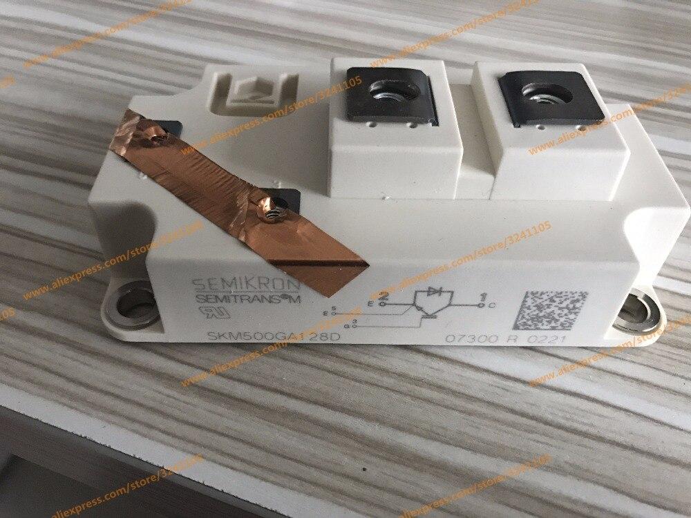 Free shipping NEW SKM500GA128D MODULE