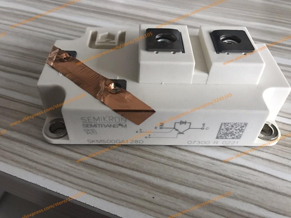 Free shipping NEW SKM500GA128D MODULE free shipping new pf1000a 360 module