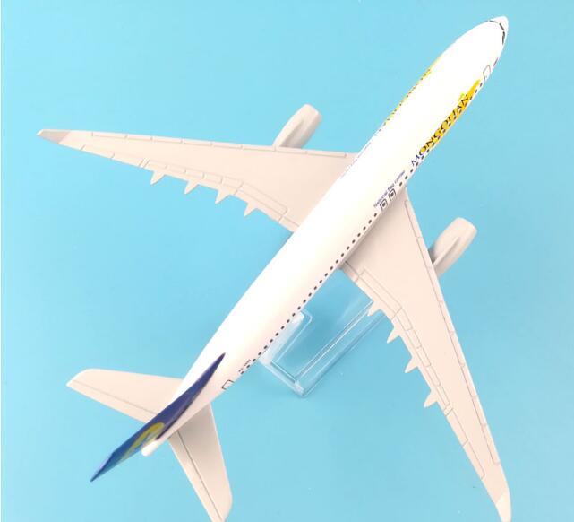 16 cm Legierung Metall Air MONGOLIAN Airlines B767 Flugzeug Modell MONGOLISCHEN Boeing 767 Airways Flugzeug Modell Stehen Flugzeuge Kinder Geschenke
