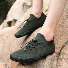 Summer Men's Casual Shoes Fashion Breathable Men's Hiking Wading Shoes Sneakers Shuhe Herren Men's Shoes zapato hombre XL 39-45