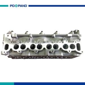 Image 3 - D4EB bare engine cylinder head 22111 27400 22111 27750 for SONATA IV SANTA Fe I AZERA Saloon TUCSON