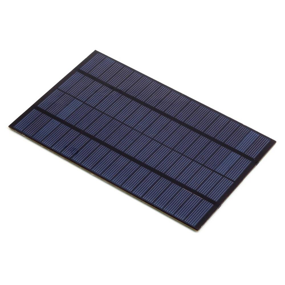 Baterias Solares tamanho 200*130mm para o sistema Material : Silicone Policristalino