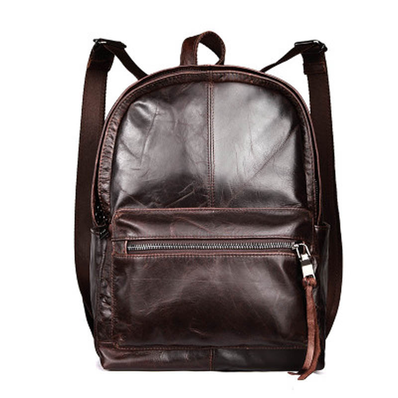 YISHEN Vintage European And American Style Women Backpack Genuine Cow Leather Casual Female Bags Fashion Girl School Bags LS0152 hot sale women s backpack the oil wax of cowhide leather backpack women casual gentlewoman small bags genuine leather school bag