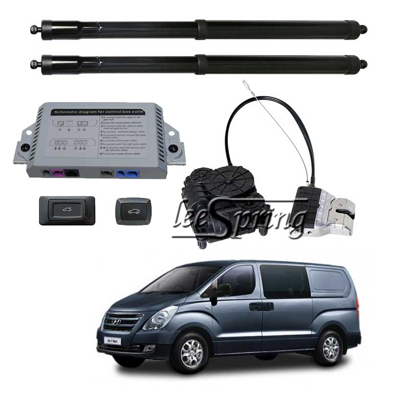 Smart Auto Electric Tail Gate Lift For Hyundai H1 2013-2015 With Suction