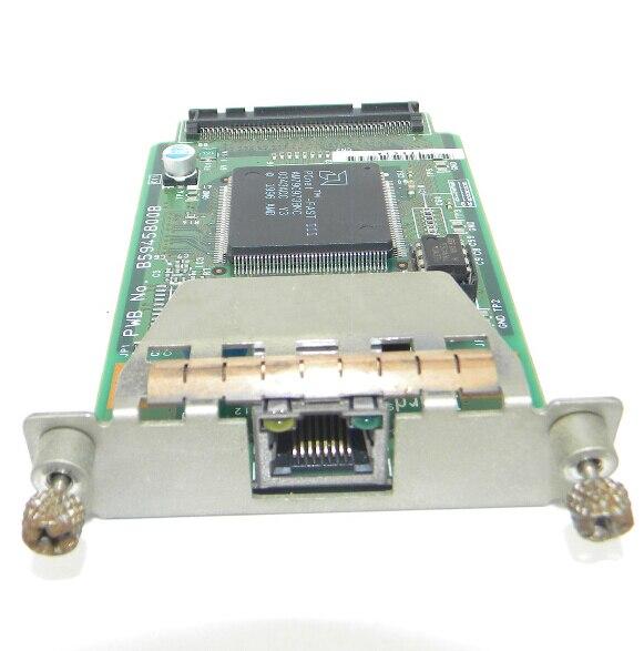 Pour RICOH 2075 2090 carte d'interface réseau imprimante B5945800B