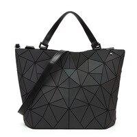 New Irregular Luminous Sac Baobao Bag Women Bao Bao Bags Diamond Tote Geometry Shoulder Bags Laser