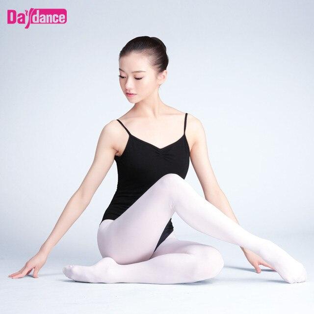 Bé gái Liền Mạch Quần Đen Hồng Trắng Quần Tập Yoga Thun Chuyên Nghiệp Ballerina Vũ Công Quần Vớ Cho Khiêu Vũ 80D