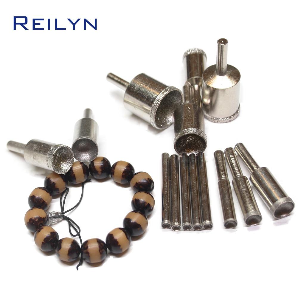 1 PC Jade Jewelry Rounding Ball  Polishing Bits Rounding Grinding Bit 4mm-25mm Rotary Tool Drilling Glass/Diamond/Jade/Ceramics