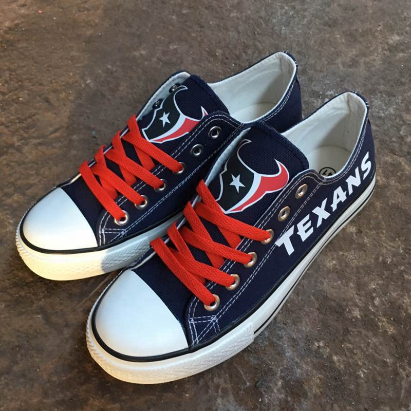 2018 New Design Astros Blue Canvas Shoes Houston Low Top Lace Canvas Shoes Boys Gift Print Flat Shoes Drop Shipping