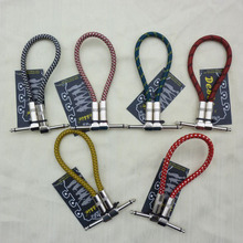 27.5cm Guitar Pedal Patch Cable Guitar Pedal Effect Pedal Effects Guitar Effects Guitar Pedal Effect Patch Cable Wire Cord E1