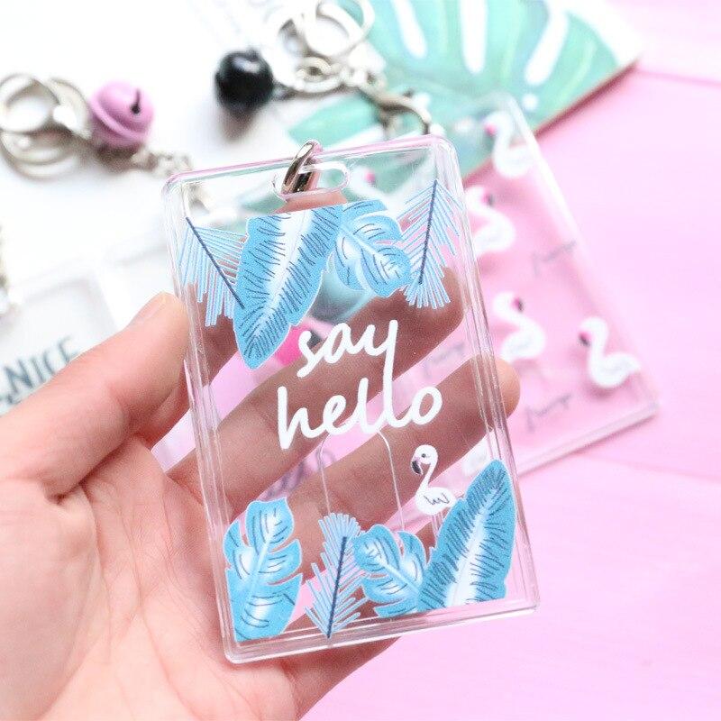 Unicorn Card Holder Business Card Id Holders Credit Card Case Girls ...