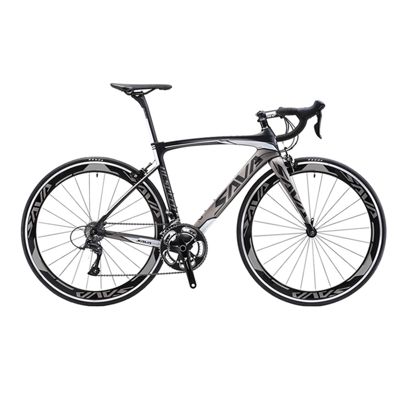 SAVADECK 700C Road Bike Carbon Fiber Cycling Bicycle