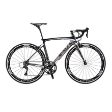 SAVA 700C Road Bike Carbon Fiber Frame / Fork / Seatpost Cycling Bicycle 20 Speed SHIMANO TIAGRA 4700 Group Set Bicicleta