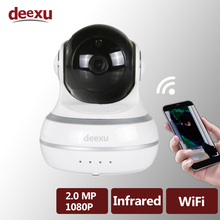 2.0MP V380 Smart wireless WiFi surveillance security Camera Audio recording infrared night vision Network IP Camera Baby Monitor