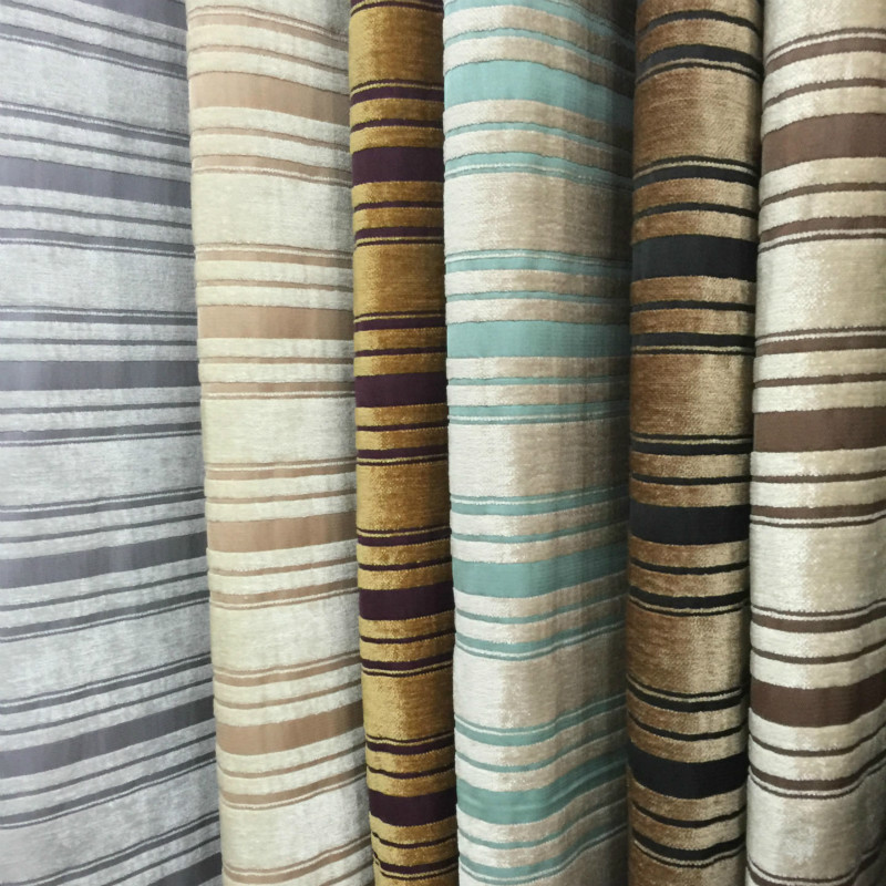 Popular Striped Upholstery Fabric-Buy Cheap Striped