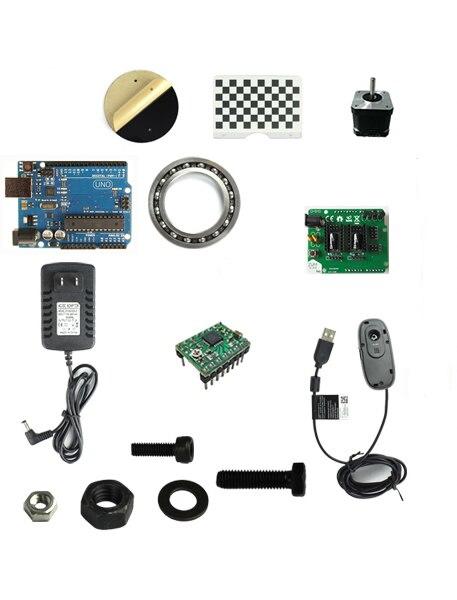 3D laser scanner Open source designer and engineering driver DIY 3d scanner kit топор mirax 20601 06 z01