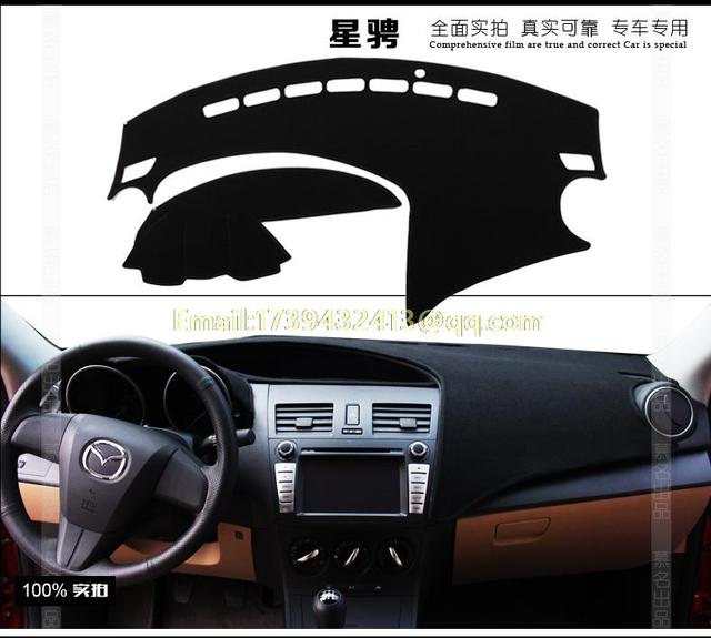 Dashmats Car Styling Accessories Dashboard Cover For Mazda 3 2011 2012 2013