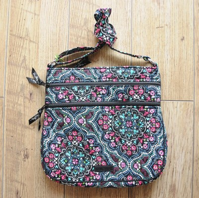 Zip Hipster crossbody bag