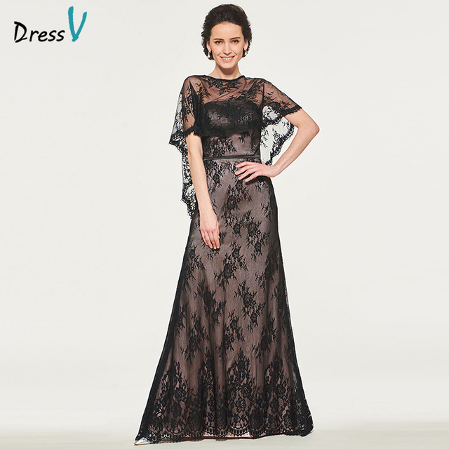 Black Mother of the Bride Dresses with Sleeves
