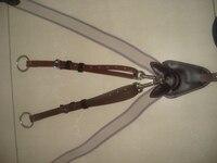 Aoud Saddlery PVC Breast Girth Halter Triangular Belt Riding Horse Racing Equipment Equestrian Halter High Quality