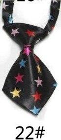 Модный галстук с принтом для мальчиков; Детский галстук; маленький галстук - Цвет: 22
