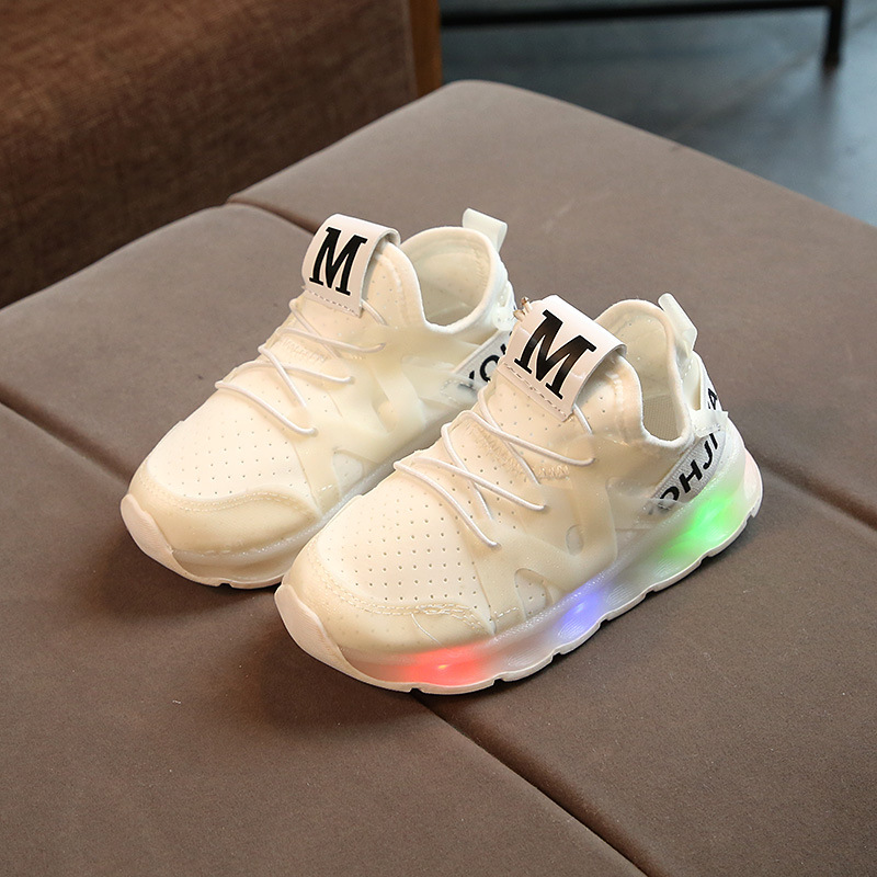 LED Lightweight Mesh Sports Sneaker 8