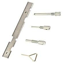 5 uds. Kit de herramientas de bloqueo de sincronización del motor árbol de levas ajuste de bloqueo de sincronización herramienta de alineación Cuidado del motor de leva