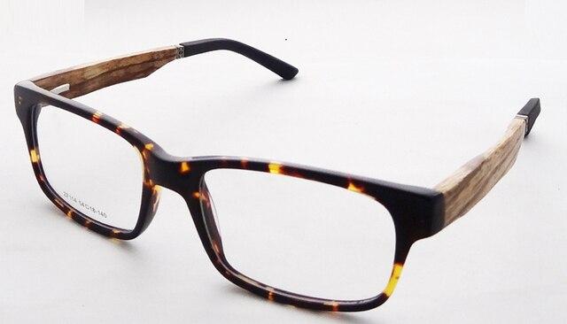 Большой полный Rim ацетат очки рама для мужчины / женщины очки ZF114
