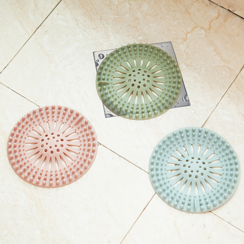 A1 5pc bathroom sewer plug drain kitchen sink filter swimming pool stop net wx5221730