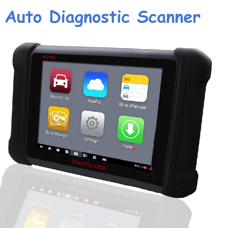 Auto Diagnostic Scanner Autel Maxisys ms906 8 LED Android 4.4.2, Kitkat Next Generation Autel Maxidas Online ms906 Update