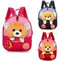 Baby Toddler Kids Child Boy Girl Cartoon Animal Backpacks Schoolbag Shoulder Cute Plush Backpacks Gift