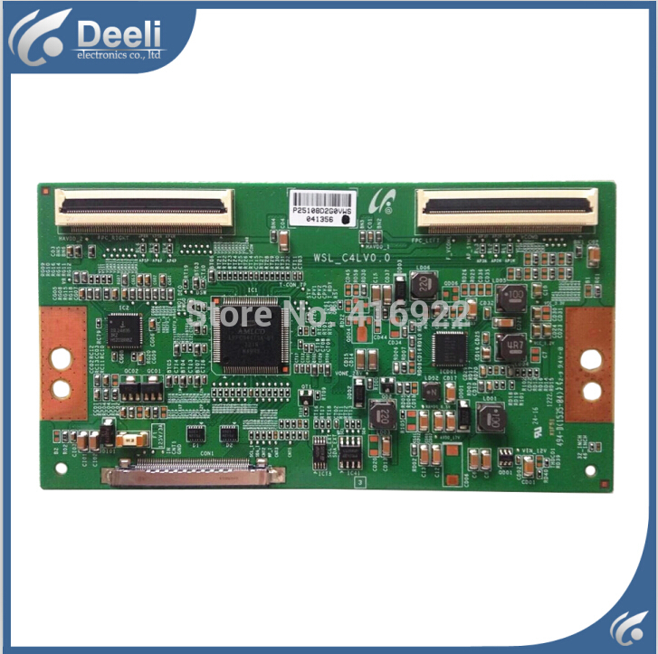 95% New used original for Logic board WSL_C4LV0.0 LTY460HN05 KDL-46EX6 good Working original lcd 40z120a runtka720wjqz jsi 401403a almost new used disassemble